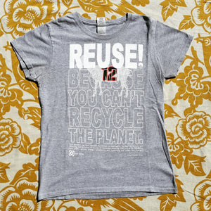 One of a Kind (Women's M) REUSE! The #12 Goat T-Shirt