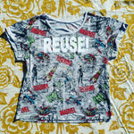 One of a Kind (Women's XL) REUSE! Marvelousss T-Shirt