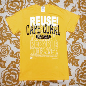 One of a Kind (Men's S) REUSE! Cape Coral Florida T-Shirt