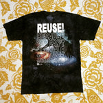 One of a Kind (Men's L) REUSE! Space DJ T-Shirt