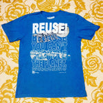 One of a Kind (Kid's XL) REUSE! Sleigh Wars T-Shirt