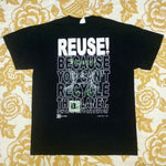 One of a Kind (Men's M) REUSE! Breaking Irish T-Shirt
