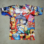 One of a Kind (Men's M) REUSE! Springfield Citizens T-Shirt