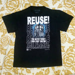 One of a Kind (Women's XL) REUSE! British Doctor Call Box T-Shirt