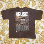 One of a Kind (Kids XL) Cuckoo for REUSE! T-Shirt