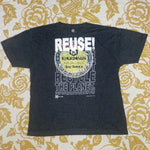 One of a Kind (Men's XL) REUSE! Sushi Sauce T-Shirt
