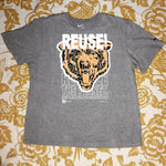 One of a Kind (Men's XXL) REUSE! Football in Chicago T-Shirt