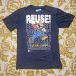 One of a Kind (Kids XXL) REUSE! Hooray for the Italian Plumber T-Shirt