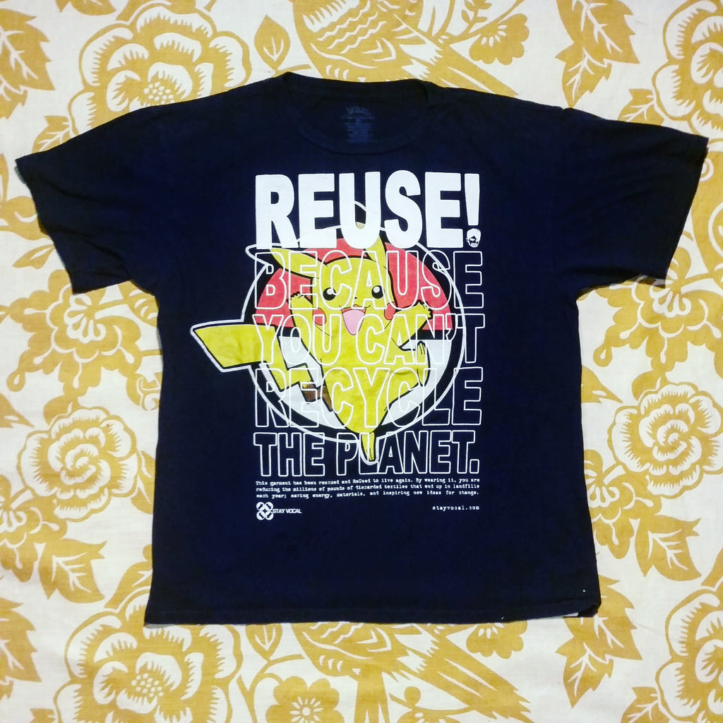 One of a Kind (Kid's XL) REUSEACHU! T-Shirt