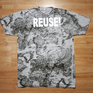 One of a Kind (Men's XL) Global REUSE! T-Shirt