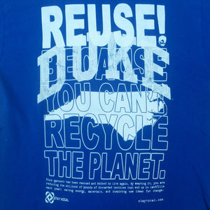 One of a Kind (Men's S / M) REUSE! That University in Durham T-Shirt