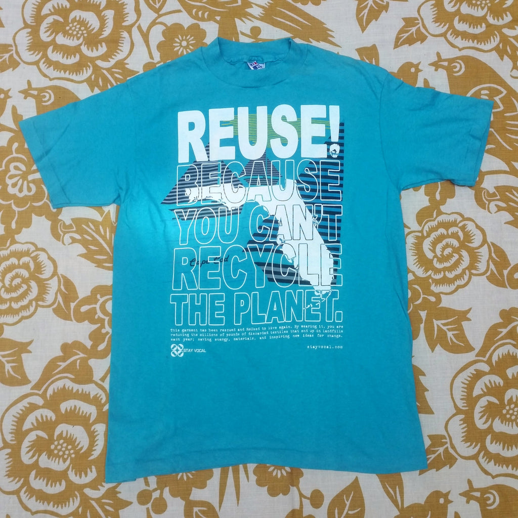 One of a Kind (Men's M) REUSE! Sailing from Florida to Cape Cod T-Shirt