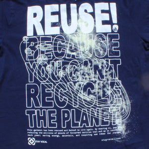 One of a Kind (Kid's L) REUSE! Glowing Solar System T-Shirt