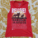 One of a Kind (Women's M) REUSE! Hakuna Matata Tank Top