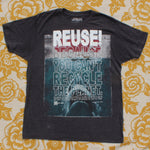 One of a Kind (Men's M) REUSE! That Shark Movie T-Shirt