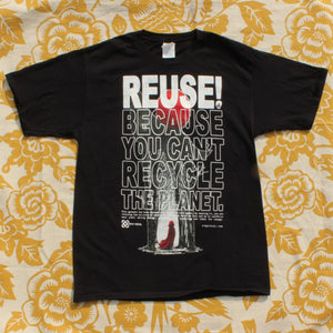 One of a Kind (Men's M) REUSE! Little Red Riding Hood T-Shirt