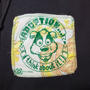 Adoption... Think About It! Zip Hoodie