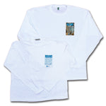 REUSE! Pocket Patch Long Sleeve T-Shirt
