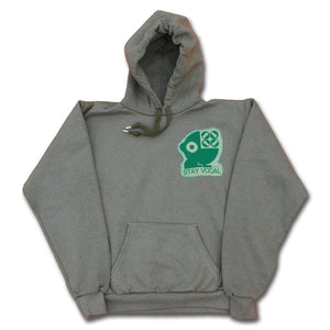 Pac Frog Patch Hoodie