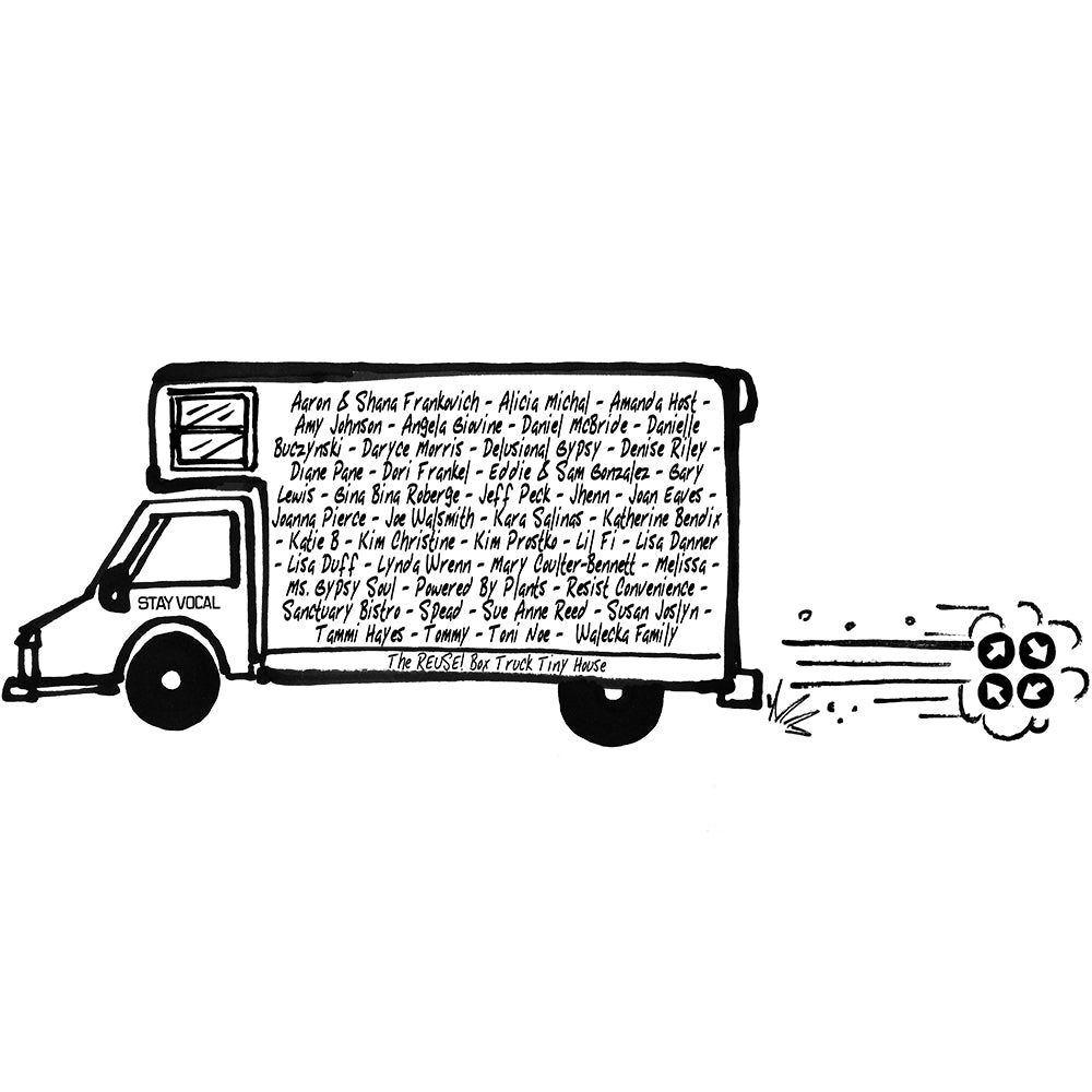 Making The Box Truck Go