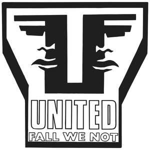 United Fall We Not Crewneck Sweatshirt