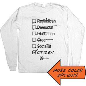 Citizen Long Sleeve T-Shirt