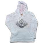 Abolish Competition Thin Burnout Hoodie