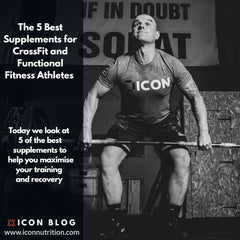 5 Best Supplements For CrossFit