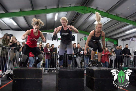 CrossFit The Girls Workouts 2021