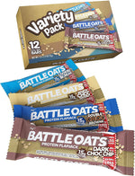 Battle Oats Flapjack Variety / Selection Box