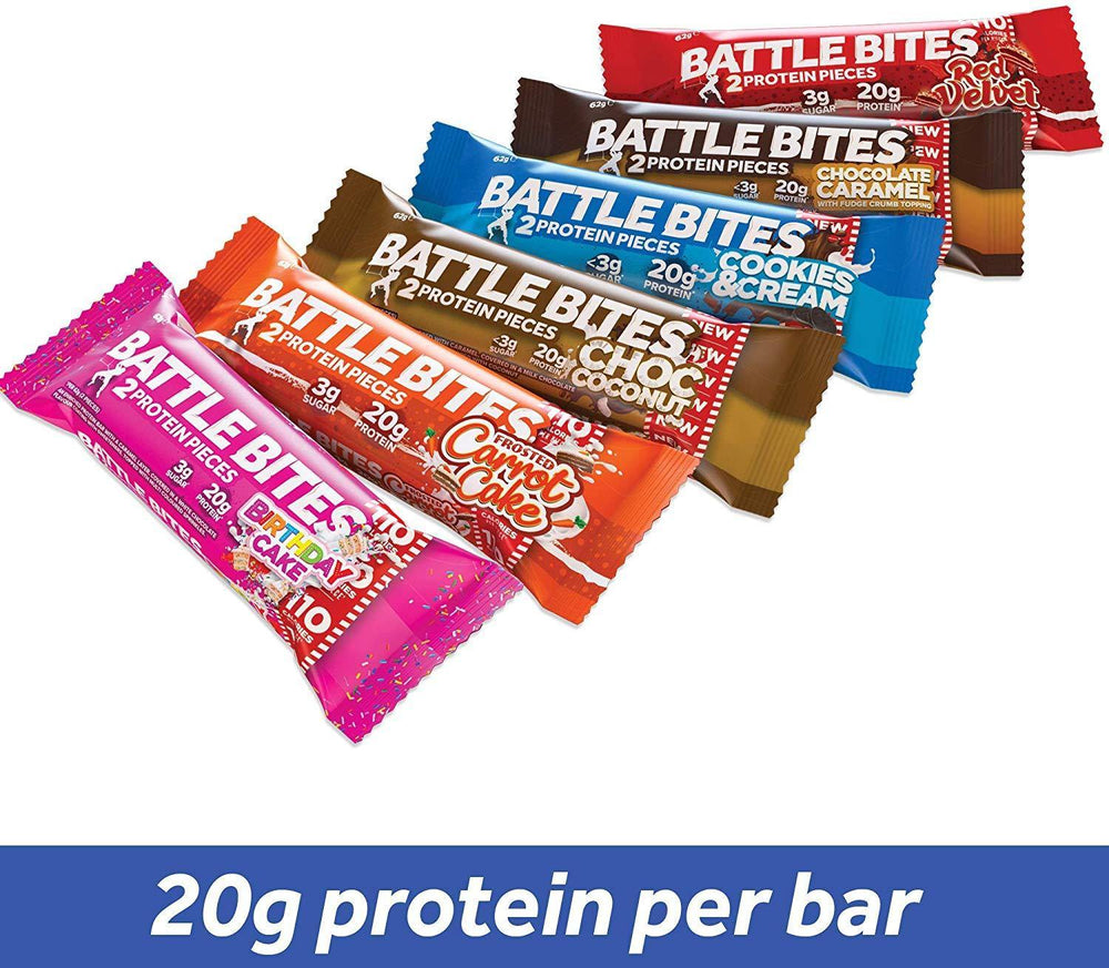 Battle Bites Variety / Selection Box