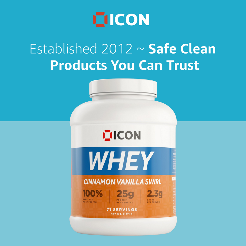 100% Whey Protein 2.27kg - 71 Servings