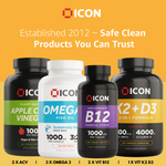 6 Month Supply - Health Bundle - ICON Nutrition