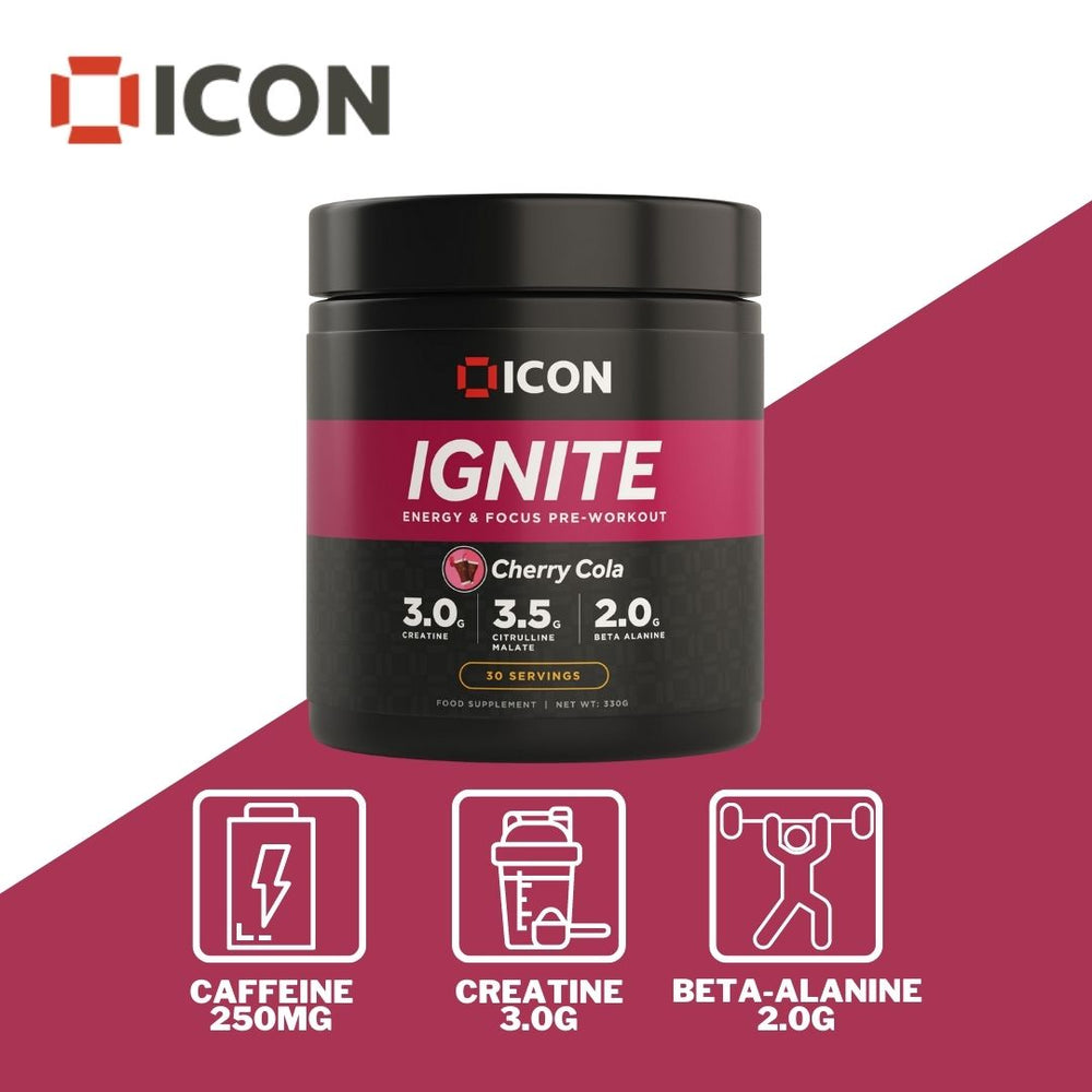 Ignite Pre-Workout (30 Serv.)