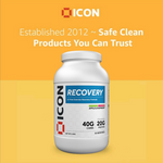 Recovery 2:1 Ratio (30 Serv.) - ICON Nutrition