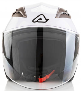 Casco Jet Acerbis CAPACITE FIRSTWAY Blanco
