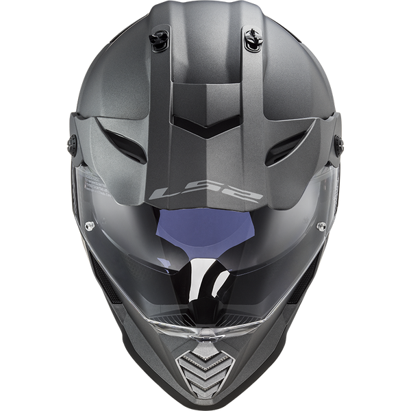 CASCO INTEGRAL LS2 MX436 PIONEER EVO MATE - SOLID