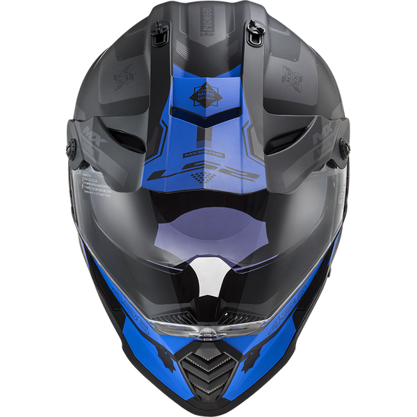 CASCO INTEGRAL LS2 MX436 PIONEER EVO - COBRA
