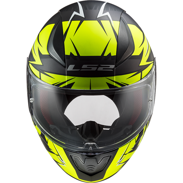 CASCO LS2 FF353 RAPID CHROMO