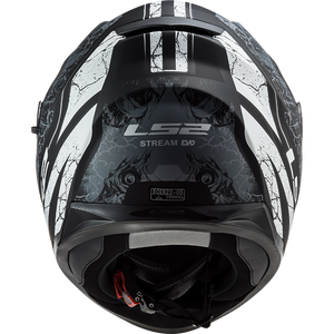 CASCO LS2 FF320 STREAM EVO THRONE