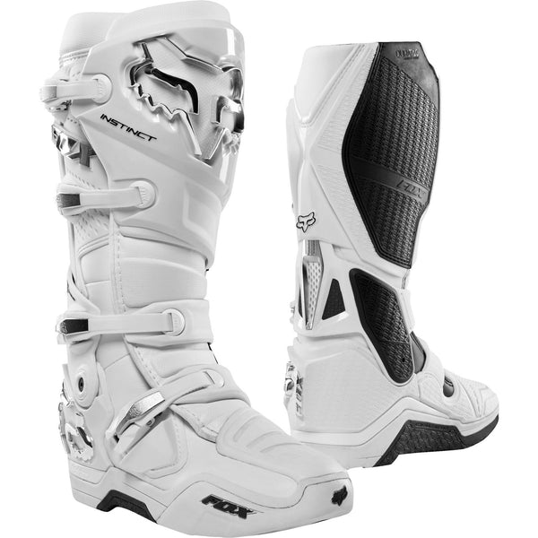 Botas Fox 2021 INSTINCT Blanco