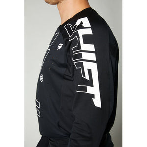 Jersey SHIFT BLACK LABEL KING - Negro