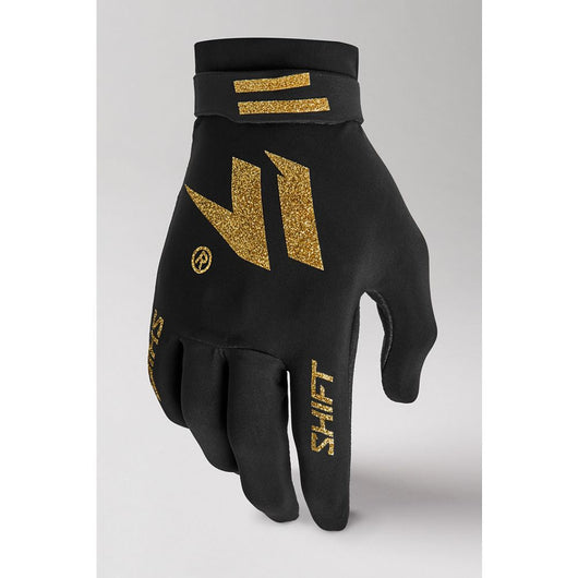 Guante SHIFT BLACK LABEL INVISIBLE GLOVE GOLD