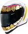 Casco ICON AIRFORM - GRILLZ - Blanco