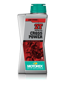 ACEITE MOTOREX - CROSS POWER 2T - 1L