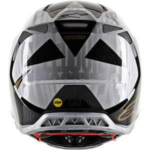 Casco Motocross Alpinestar 2021 SUPERTECH sM10 ALLOY
