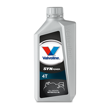 Aceite VALVOLINE SYNpower 4T 10W-30 - 1L