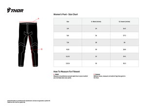 Pantalon Pulse Racer - Mujer Blanco/Midnight