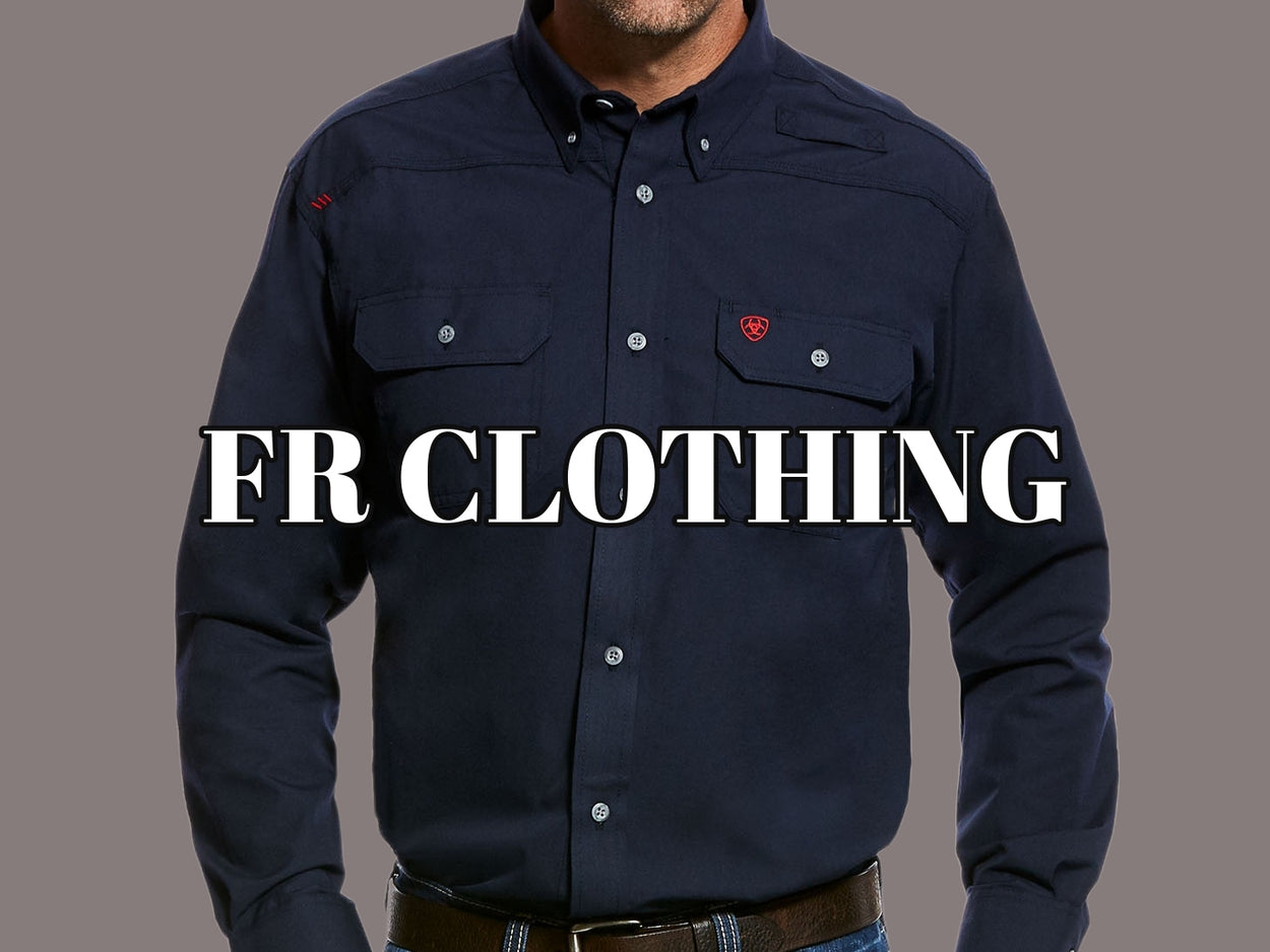 Men's Flame-Resistant Clothing