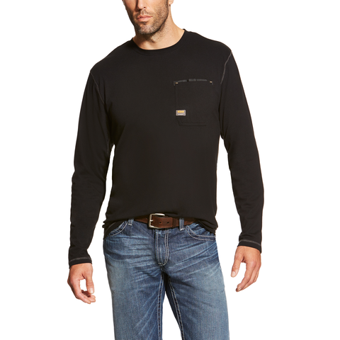ARIAT REBAR LS T-SHIRT